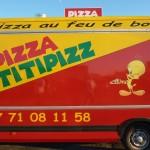 Camion Titipizz