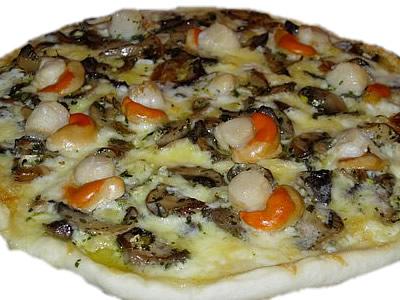 Pizza de la semaine 50