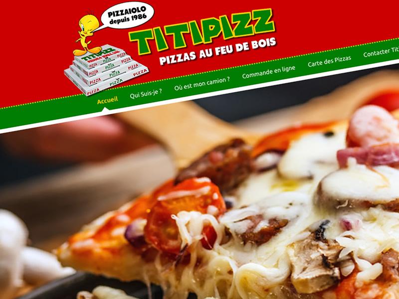 Nouveau site Titipizz.fr !