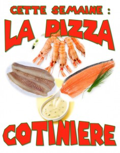 pizza cotiniere