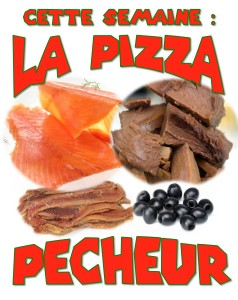 pizza pecheur