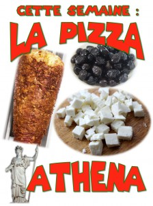 pizza ATHENA